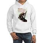 A Soldier's Prayer Hooded Sweatshirt