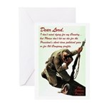 Soldier's Prayer Greeting Cards (10 Pk)