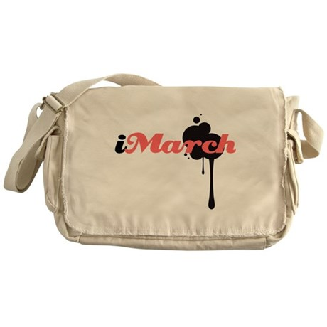 iMarch Messenger Bag
