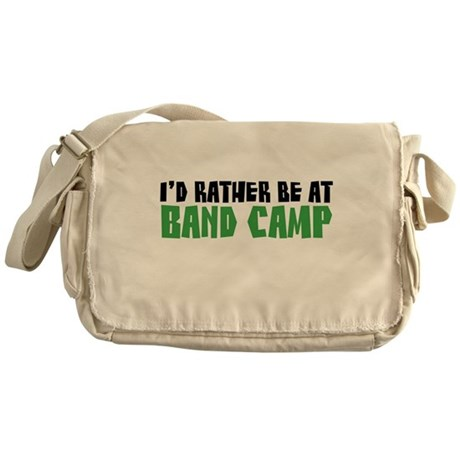 Band Camp Messenger Bag