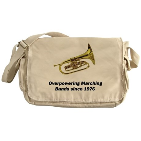 Mellophone Messenger Bag