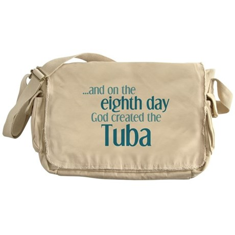 Tuba Creation Messenger Bag