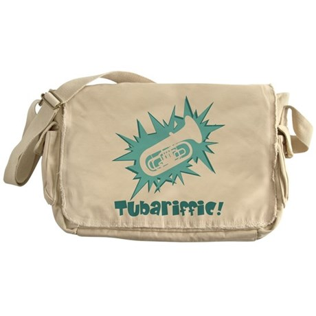 Tubariffic Messenger Bag