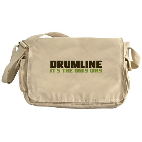 Drumline Messenger Bag