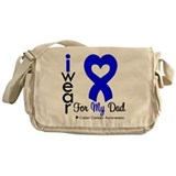 Colon Cancer Messenger Bag
