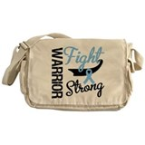 Prostate Cancer Warrior Messenger Bag
