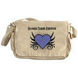 Stomach Cancer Survivor Messenger Bag