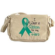 Hero - Gynecologic Cancer Messenger Bag