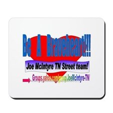 Cool Joe mcintyre Mousepad