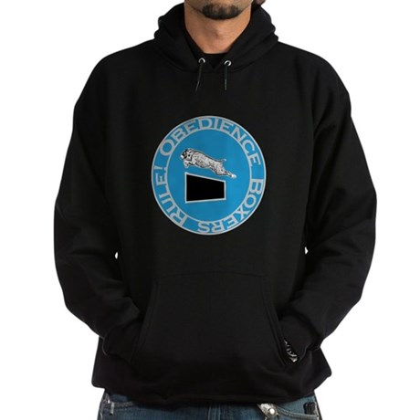 Boxer Obedience Hoodie (dark)