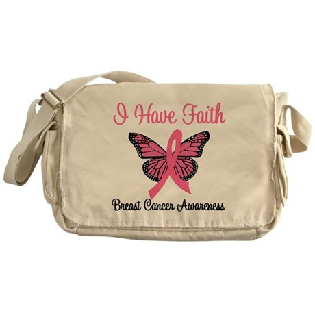 I Have Faith (BCA) Messenger Bag