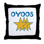 OYOOS Stars design Throw Pillow