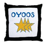 OYOOS Stars design Throw Pillow