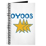 OYOOS Stars design Journal
