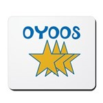 OYOOS Stars design Mousepad