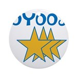 OYOOS Stars design Ornament (Round)