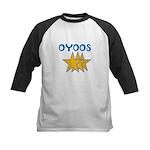 OYOOS Stars design Kids Baseball Jersey