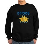 OYOOS Stars design Sweatshirt (dark)