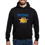 OYOOS Stars design Hoodie (dark)