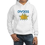 OYOOS Stars design Hooded Sweatshirt