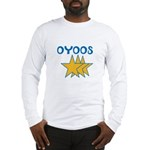OYOOS Stars design Long Sleeve T-Shirt