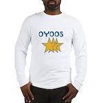 OYOOS Stars design Long Sleeve T-Shirt