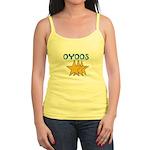 OYOOS Stars design Jr. Spaghetti Tank