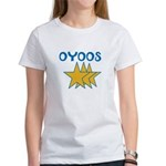 OYOOS Stars design Women's T-Shirt