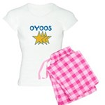 OYOOS Stars design Women's Light Pajamas