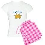 OYOOS Stars design Women's Light Pajamas