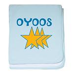 OYOOS Stars design baby blanket