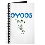 OYOOS Kids Rocket design Journal