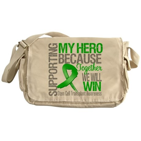 Supporting SCT Hero Messenger Bag