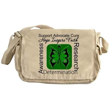Stem Cell Transplant HOPE Messenger Bag