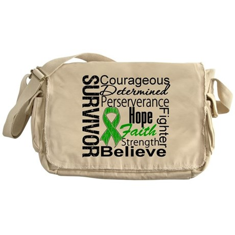 Survivor StemCellTransplant Messenger Bag