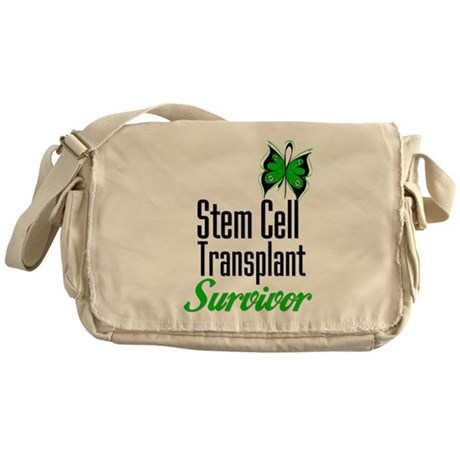 StemCellTransplantSurvivor Messenger Bag