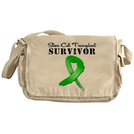 SCT Survivor Grunge Messenger Bag