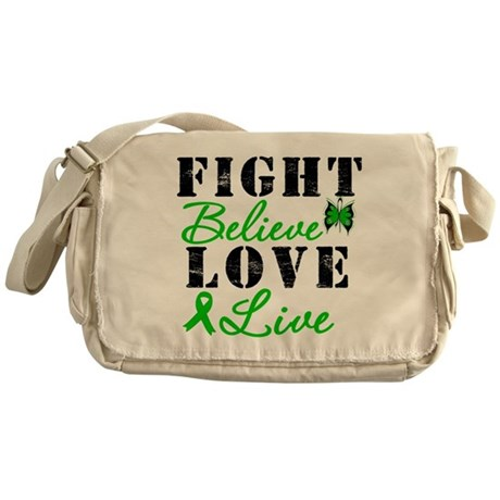 SCT FightBelieveLoveLive Messenger Bag