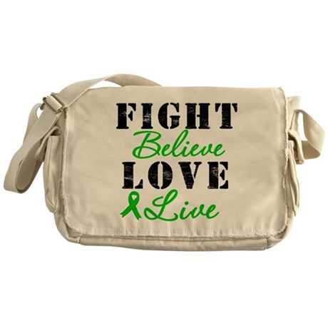 SCT Warrior Fight Messenger Bag