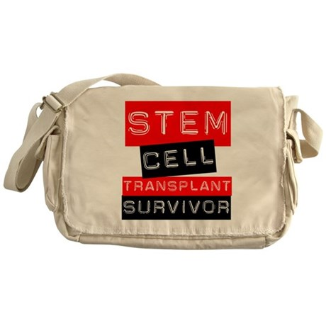 Stem Cell Transplant Messenger Bag