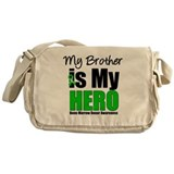 My Brother is My Hero BMT Messenger Bag