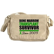 BMT Survivor Since '09 Messenger Bag