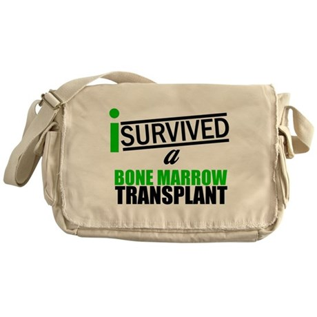 I Survived a BMT Messenger Bag