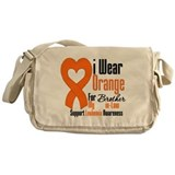 Leukemia Brother-in-Law Messenger Bag