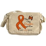 Leukemia Daughter-in-Law Messenger Bag