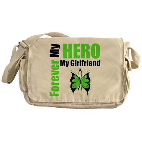 Lymphoma Hero Girlfriend Messenger Bag