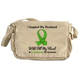 LymphomaSupportHusband Messenger Bag