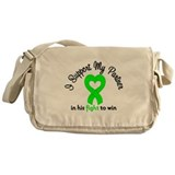 LymphomaPartner HIS Fight Messenger Bag