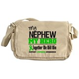 Lymphoma Hero Nephew Messenger Bag