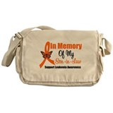 In Memory Messenger Bag